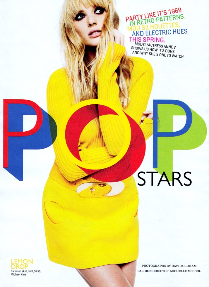 Anne V Pop Star Cosmo March 2013 1