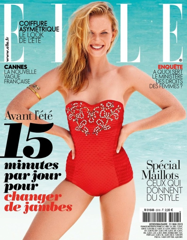 Anne Vyalitsyna Elle France May 2013 1